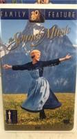 Vintage VHS Tapes Disney Wizard of Oz, Sound