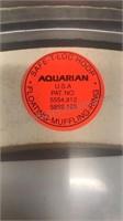 "Lot Of of 8 Drum Heads Aquarian 2 23"" 1 16"" 14"""