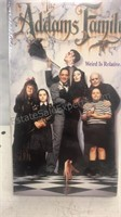 Vintage VHS Ghost Addams Family + Blanks