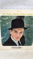 Lot of 5 Vintage Frank Sinatra Vinyl Records all