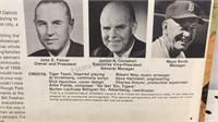 Detroit Tigers 1968 World Series Commemorative