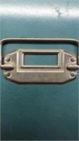 Metal Locking File Box  Acorn Chicago