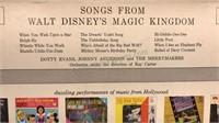 Walt Disney's Magic Kingdom Vintage Vinyl LP on