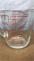 Pyrex 1 Cup Measuring Cup