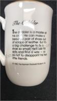 Set of 4 1982  Norman Rockwell Museum Souvenir