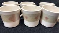 Corelle Impressions Dinnerware Lot 12 Coffee Mugs