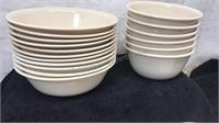Corelle Impressions Dinnerware Lot 26 Bowls
