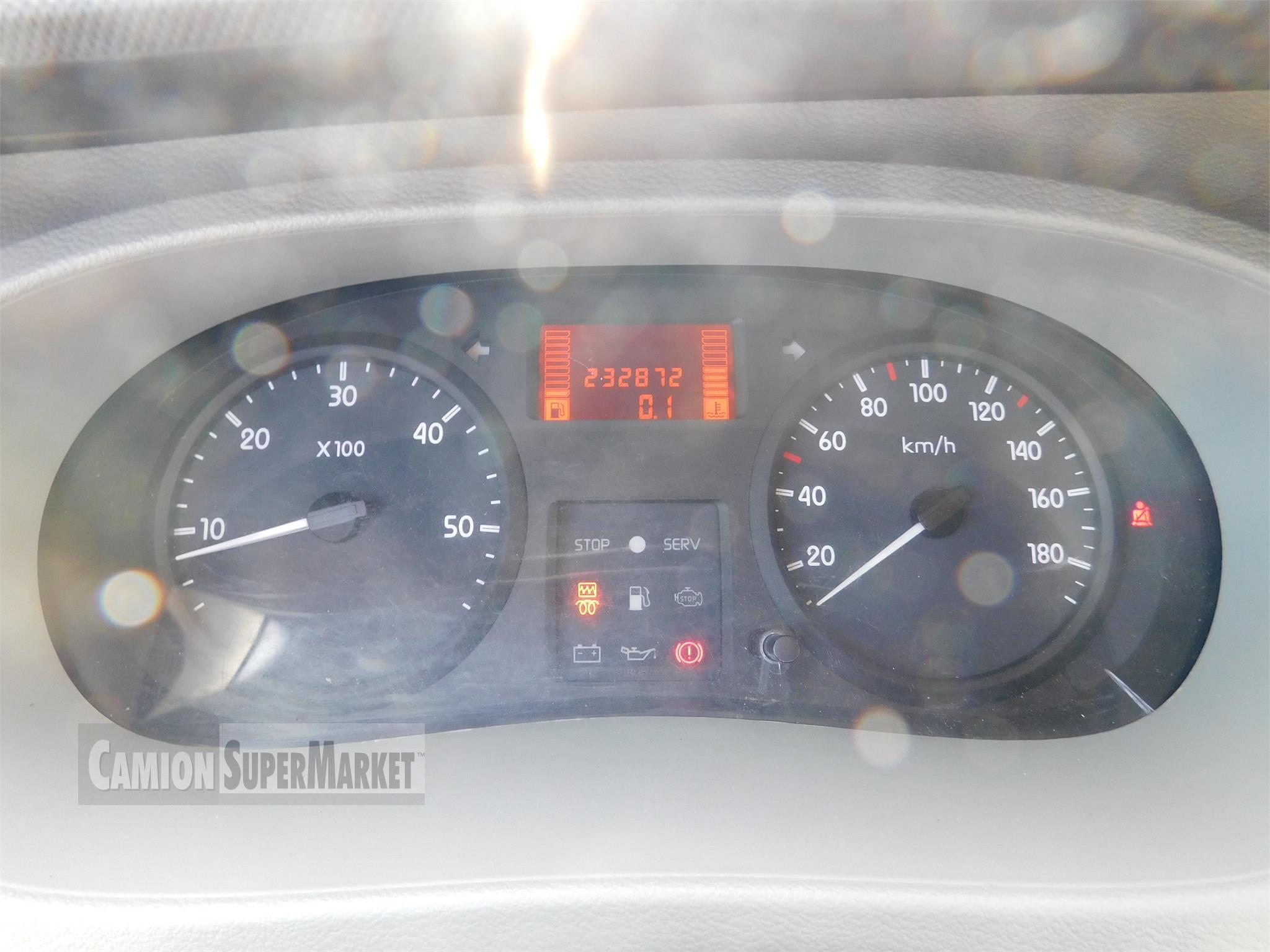 Nissan CABSTAR Usato 2006
