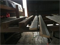 Trucks, Trailer, Tractor, Lumber, Tools - Hillcrest Homes