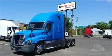 FREIGHTLINER CASCADIA 125 EVOLUTION Trucks For Sale - 2258
