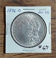 April Consignment Coin & Currency Auction