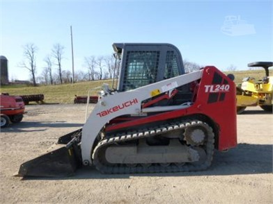 TAKEUCHI TL240 Auction Results - 62 Listings   MachineryTrader com