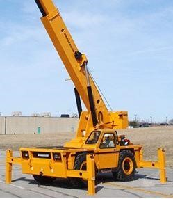 BRODERSON IC400-3A Carry Deck Cranes / Pick and Carry Cranes