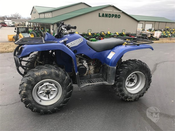 YAMAHA GRIZZLY 350 ATVs For Sale - 5 Listings | MotorSportsUniverse