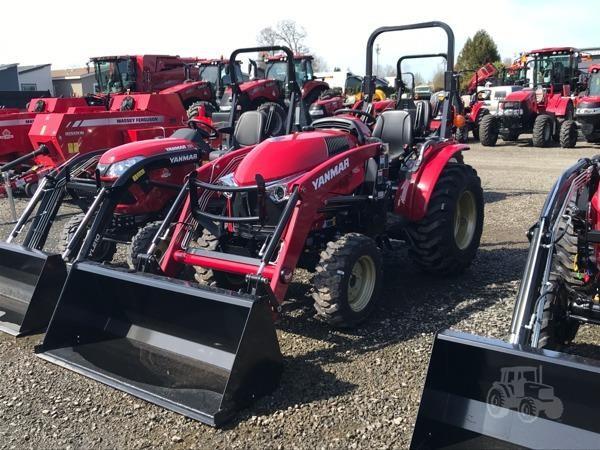 2019 YANMAR YT235 For Sale In Woodburn, Oregon | TractorHouse com