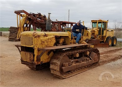 CATERPILLAR Crawler Dozers Auction Results - 432 Listings