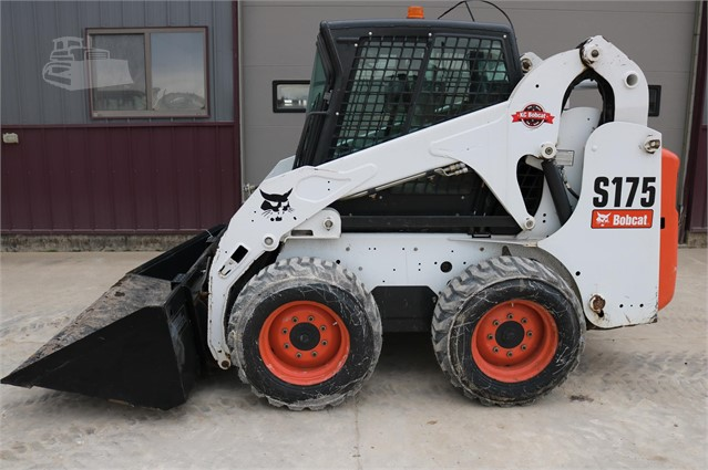 2012 BOBCAT S175 For Sale In Caledonia, Minnesota