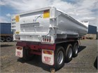 1992 Boomerang Tipper Trailer Chassis Tippers