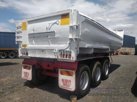 1992 Boomerang Tipper Trailer Trailers for Sale