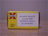 22 Ammo MAG