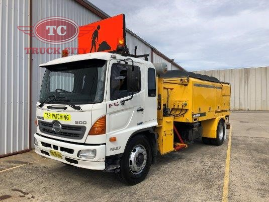 2008 Hino FG1527 Truck City - Trucks for Sale