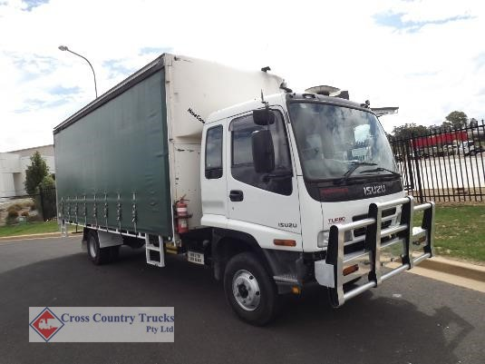 2004 Isuzu FRR525 Cross Country Trucks Pty Ltd - Trucks for Sale