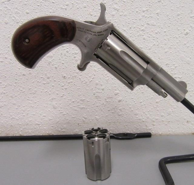 North American Arms  22 Mag Revolver   United Country Musick