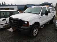 CITY OF SEATTLE VEHICLES & TOOL INVENTORY - ONLINE ONLY