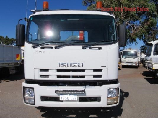 2008 Isuzu FVR 1000 South City Truck Sales - Trucks for Sale