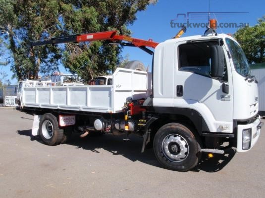 2008 Isuzu FVR 1000 Trucks for Sale