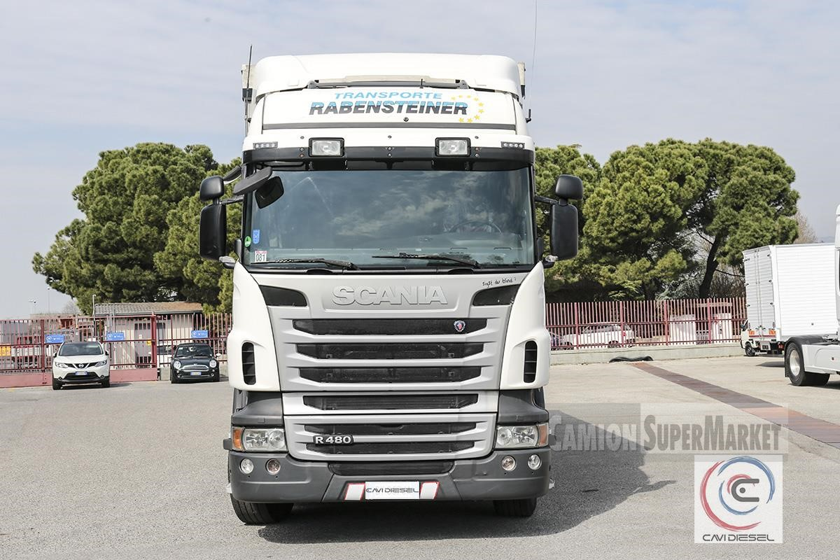 Scania R480 used 2010