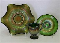 Carnival Glass Online Only Auction #136 - Ends Dec 3 - 2017