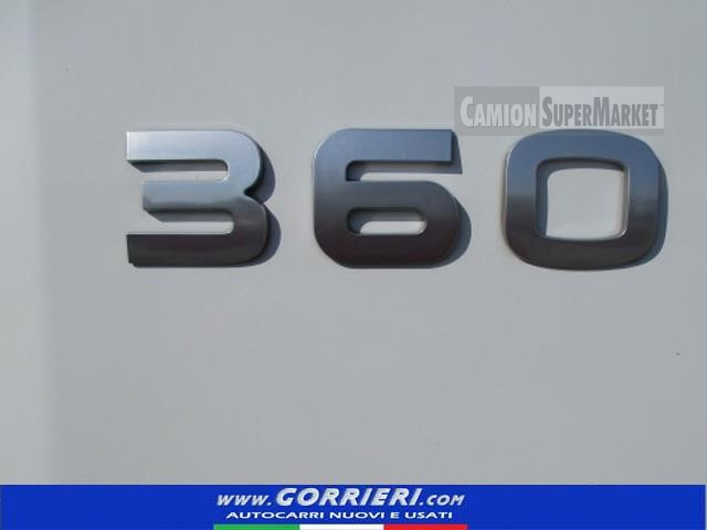 Iveco STRALIS 360 Usato 2012