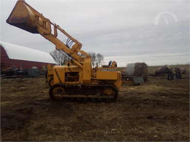 DEERE Crawler Loaders Auction Results - 33 Listings