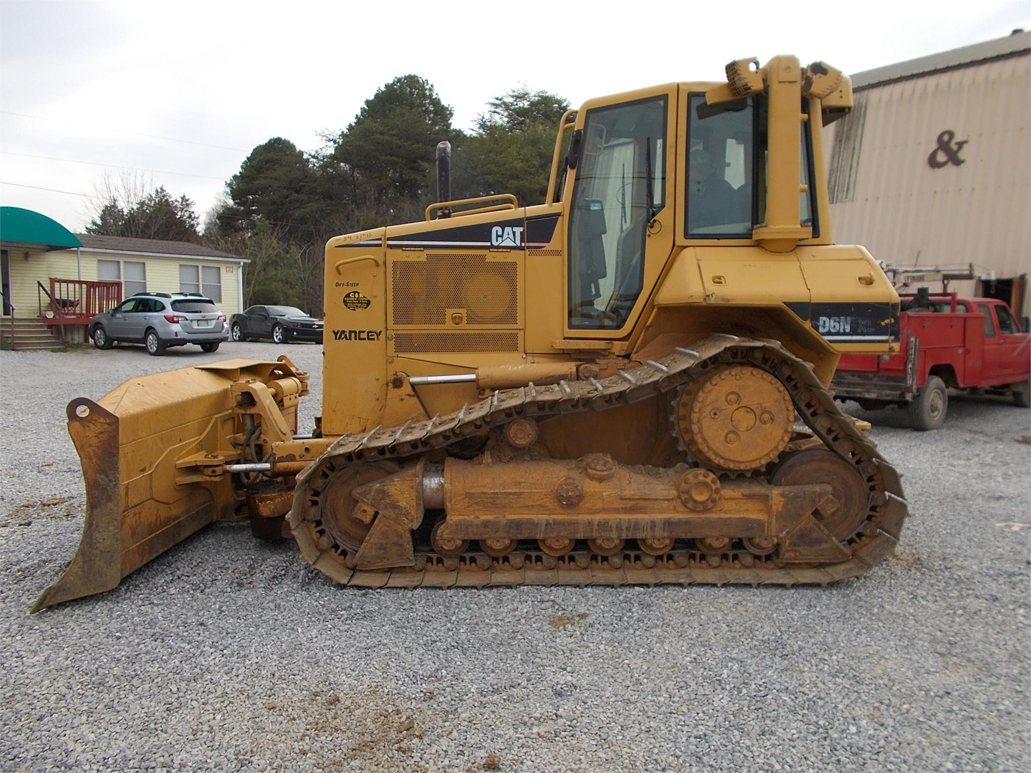 Crawler Dozers for Sale in Tennessee | CEG