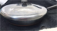 Revere Ware Copper Clad Sauce Pans Lot of two