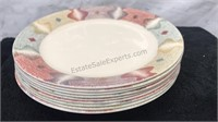 Corelle Impressions Dinnerware Lot 9 Dinner