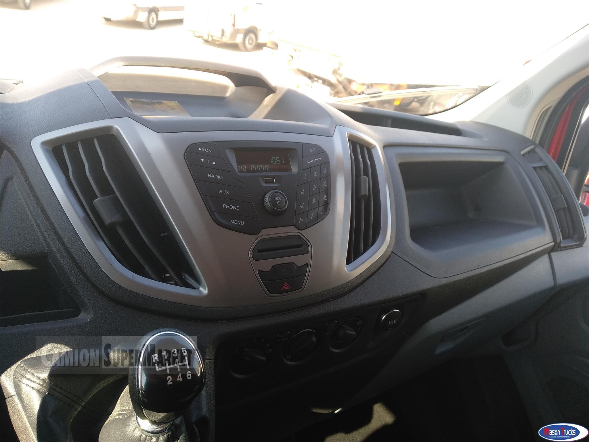 Ford TRANSIT Usato 2017 Veneto