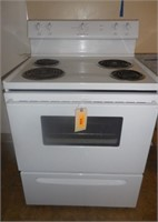 Frigidaire White Electric Stove/Oven