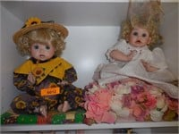 2) Realistic Looking Baby Dolls