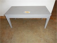 3) Grey Painted Coffee Table Set