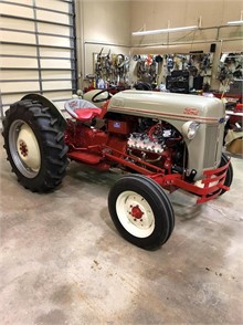 ford tractor blue book