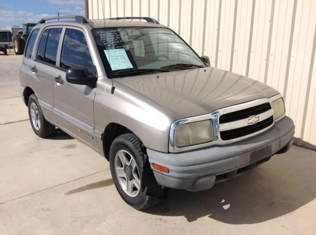 2003 Chevrolet Tracker Apple Towing Co
