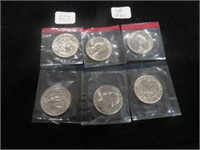 COLLECTION OF SILVER COINS ONLINE AUCTION