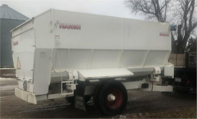 HARSH Feed/Mixer Wagon For Sale - 30 Listings | TractorHouse