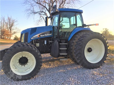 NEW HOLLAND TG285 Auction Results - 21 Listings