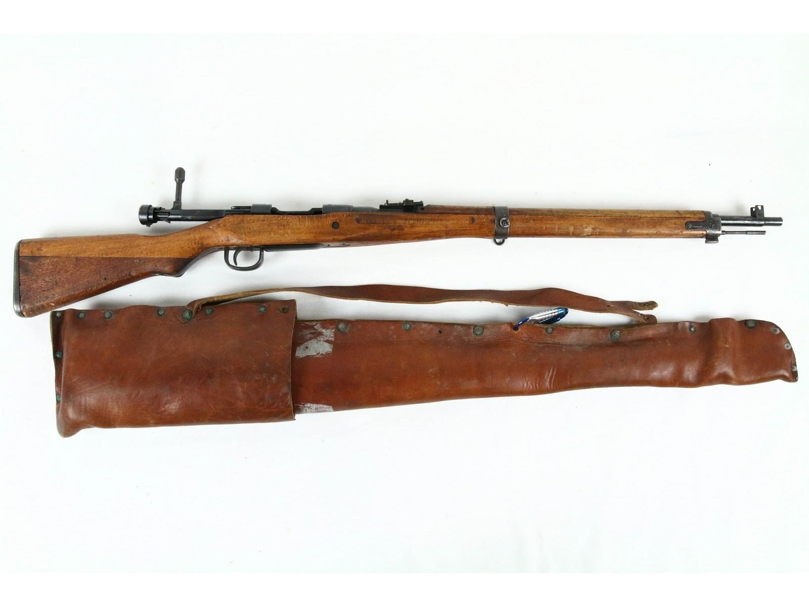 Japanese Type 99 Arisaka 7 7 Caliber Rifle | Donley Auction Services