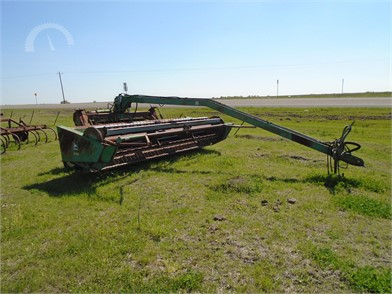 JOHN DEERE Mower Conditioners/Windrowers Auction Results - 293