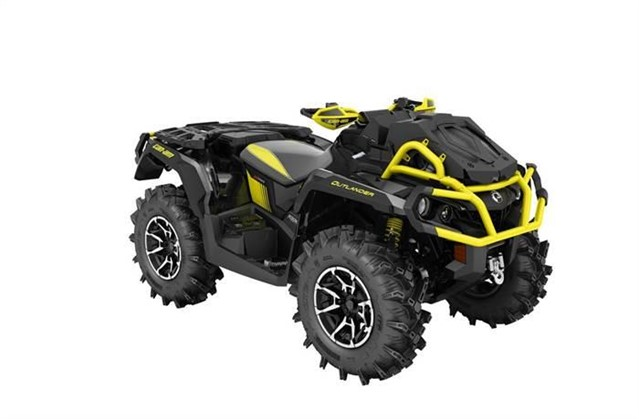 2019 CAN-AM OUTLANDER 1000 X MR For Sale In Sycamore, Illinois | www