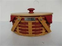87 Lots | 11-28-17 Online Only Longaberger Basket Auction